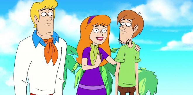 Babcia Kudłatego  - Wyluzuj, Scooby-Doo!