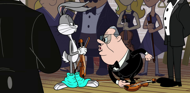 Orkiestrowy pojedynek  - Bugs!