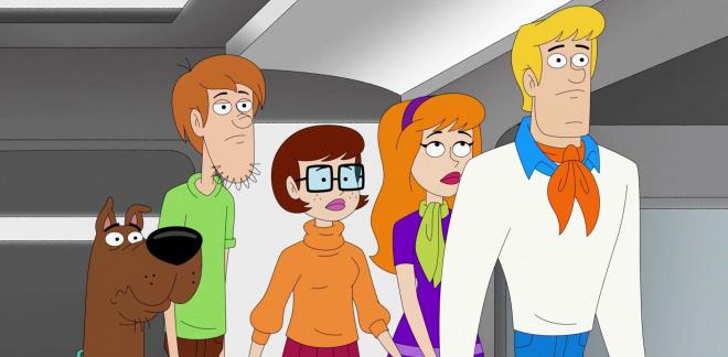 Super spionii  - Fii tare, Scooby Doo!