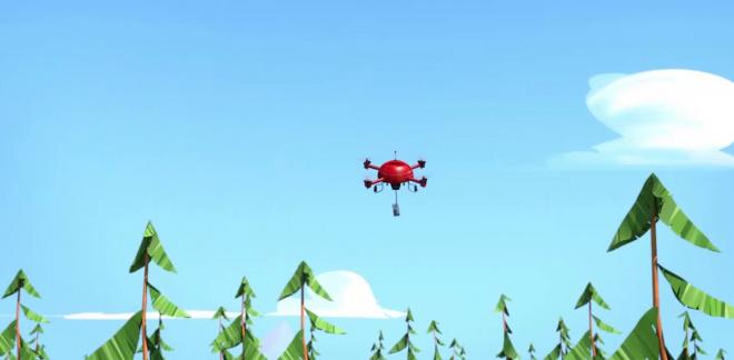 Dronlar Yarışıyor - Grizzy ve Lemmingler