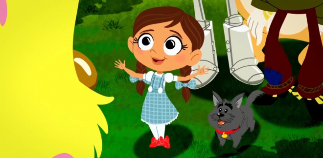 Le Woozy - Le Magicien d'Oz : Dorothy Et Ses Amis