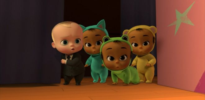 Baby Love - Boss Baby: Back in Business