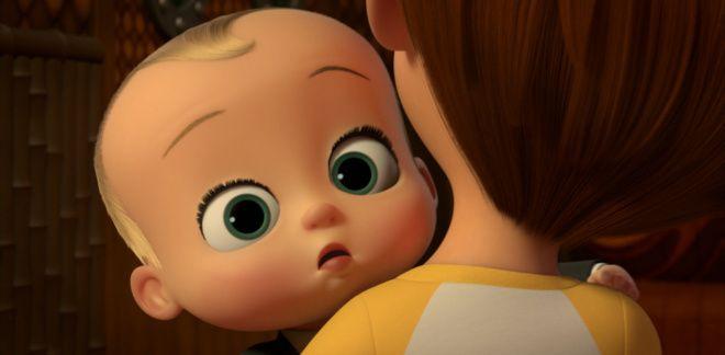 Familiekaos - The Boss Baby: Chefen er tilbage!