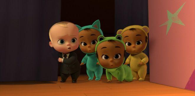 Bebiskärlek - Babybossen: Ingen liten affär