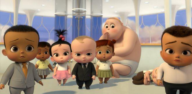 Babyene vokser opp! - The Boss Baby: Tilbake på jobb