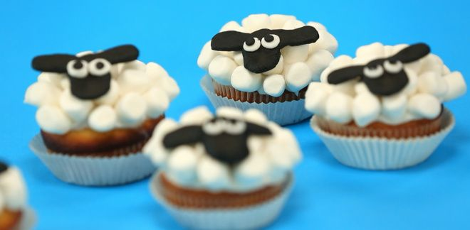 How to Bake a Sheep Cake - Let's Create!