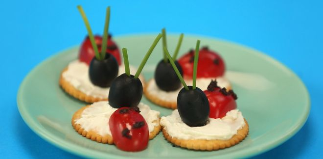 How to Make Yummy Ladybirds - Let's Create!