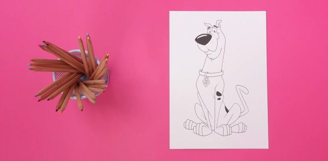 How to Colour-in with Pencils - Let's Create!