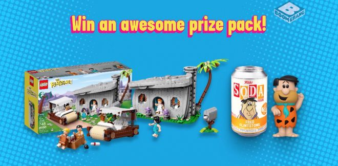 Win An Awesome Prize Pack! - Yabba Dabba Dinosaurs
