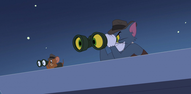 Missing Crown Jewels - Tom and Jerry
