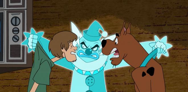 Spøkelseklovn - Scooby-Doo Og Gjett Hvem?