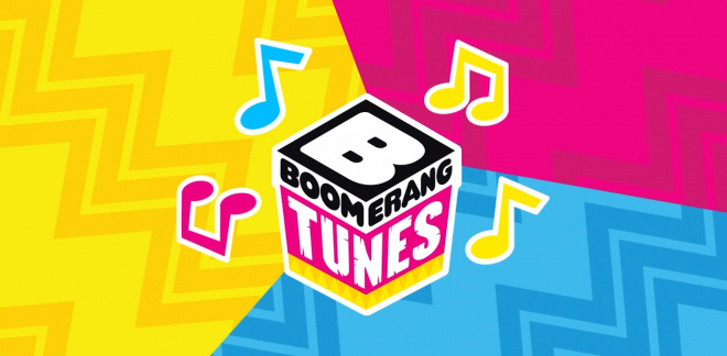 Compilation of All Songs - Boomerang Tunes Africa