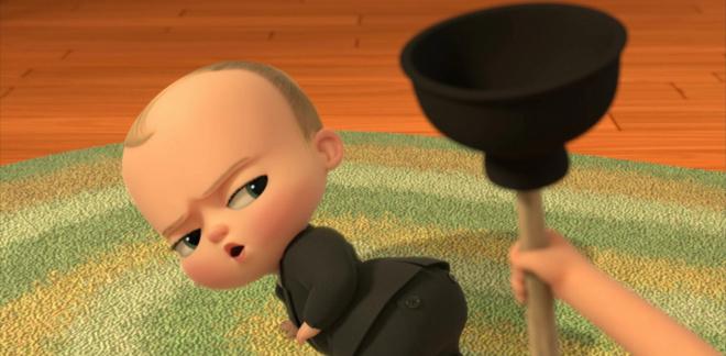 Boss Baby må bæsje! - The Boss Baby: Tilbake på jobb