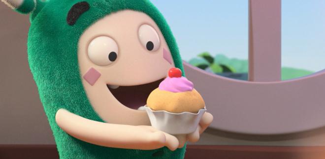 Muffinsavhengig - Oddbods