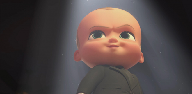 Power negotiation - Boss Baby: Back in Business