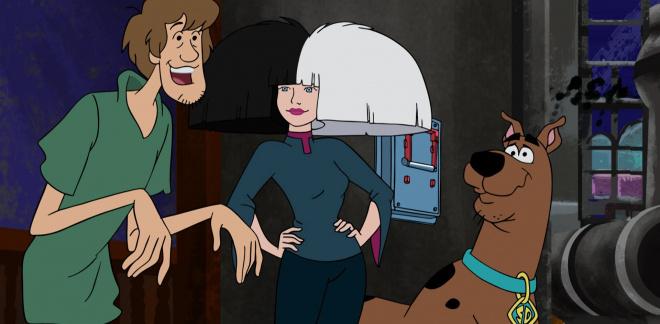 Nu syns Sia, men inte nu. - Scooby-Doo och vem tror du?