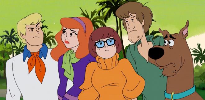 Träskmonstrets hämnd. - Scooby-Doo och vem tror du?