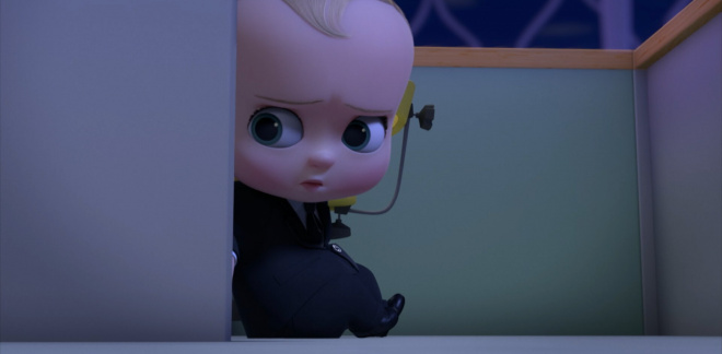 Secret mission - Boss Baby: Back in Business