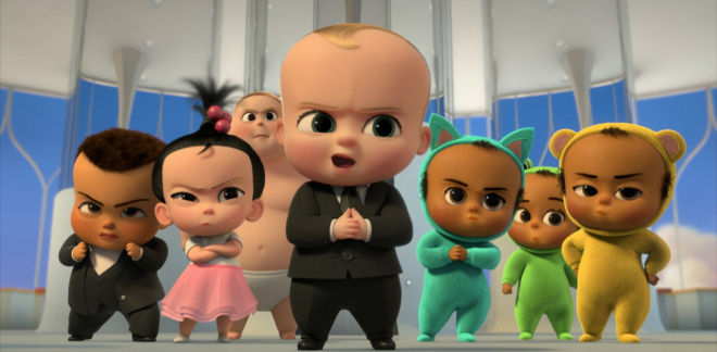 Babies VS Kittens - Boss Baby: Back in Business
