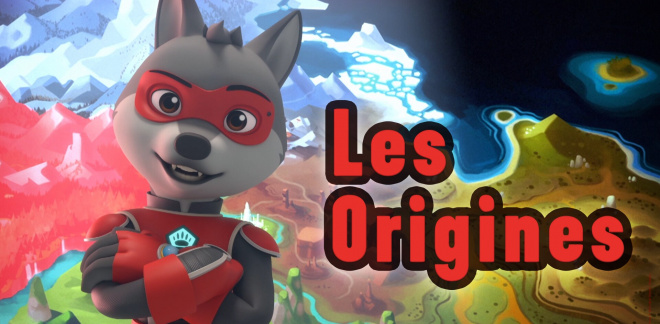Les Origines - Kingdom Force, la force des royaumes