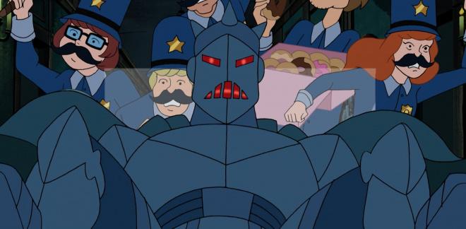 Spökriddaren - Scooby-Doo och vem tror du?
