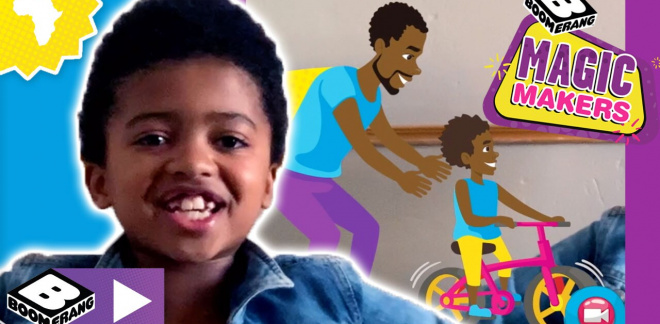 The Coolest Thing About My Dad! | Boomerang Magic Makers - Boomerang Africa Magic Makers