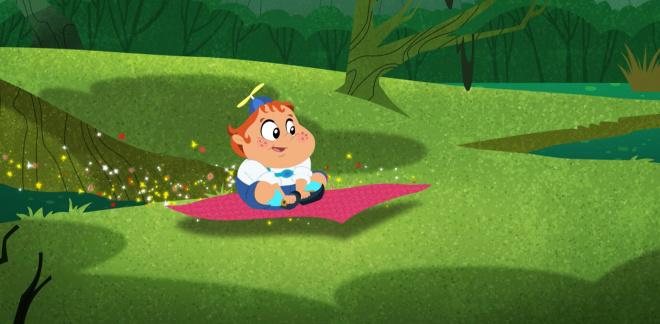 Magic Carpets and treasure hunts - Dorothy and the Wizard of Oz