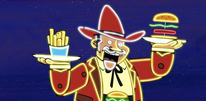 Fast-food-fienden! - Scooby-Doo Og Gjett Hvem?