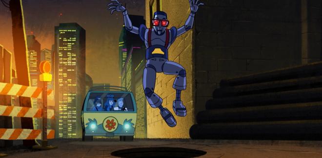 Urkelbott-attack! - Scooby-Doo och vem tror du?