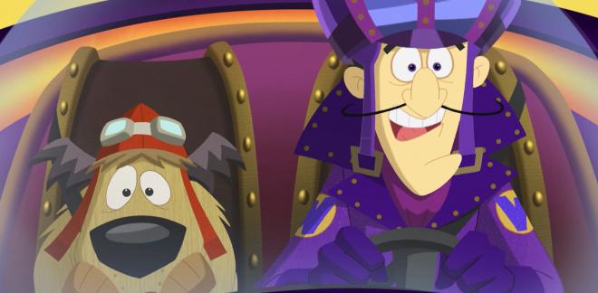 Crazy storyland races - Wacky Races