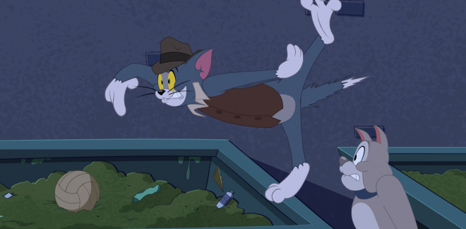 Dumpster detectives! - Tom and Jerry
