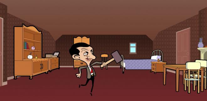 The worst salesman ever! - Mr Bean