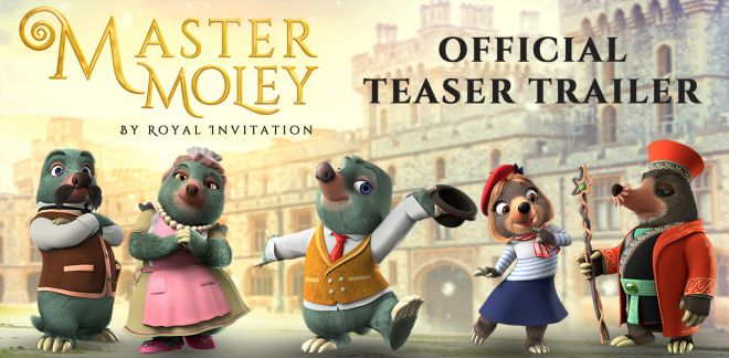 Master Moley: Trailer - Master Moley