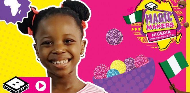 Celebrating Nigeria: We Love Puff Puffs & Jollof!