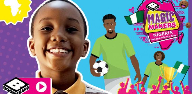 Magic Makers Nigeria: Episode 2 - Boomerang Africa Magic Makers