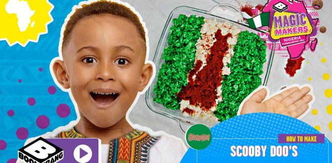 Scooby's Nigerian Rice | Tasty Activity - Boomerang Africa Magic Makers