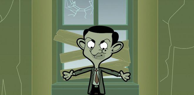 Give my Teddy back! - Mr Bean