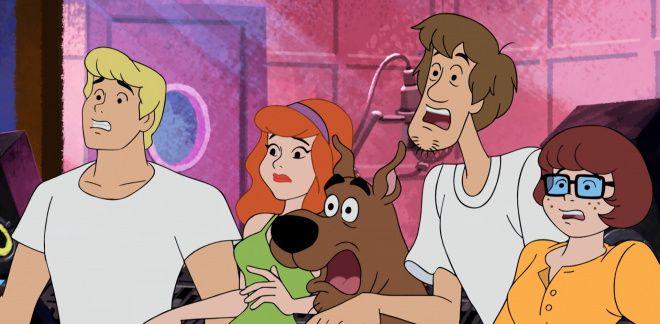 Hvem er spøgelset? - Scooby-Doo og hvem tror du