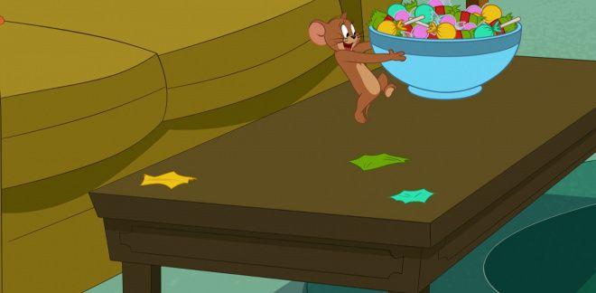 Gi tilbake godteriet mitt! - Tom & Jerry