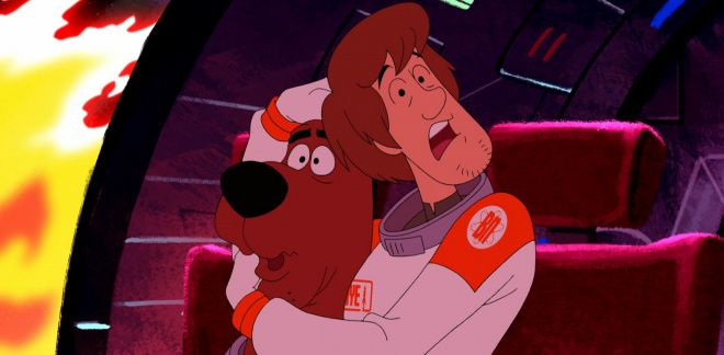 Space monster adventure - Scooby-Doo and Guess Who?