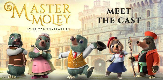 Meet The Cast - Master Moley