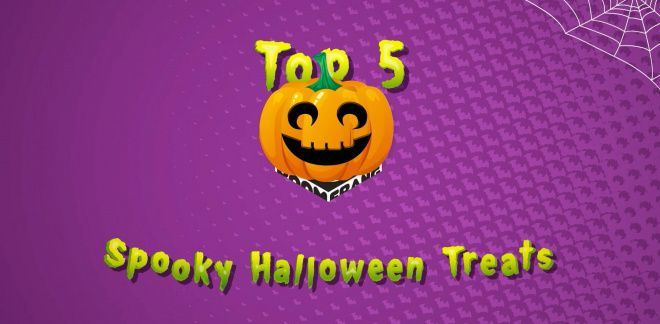 Top 5 Spooky Halloween Treats - Scooby-Doo and Guess Who?