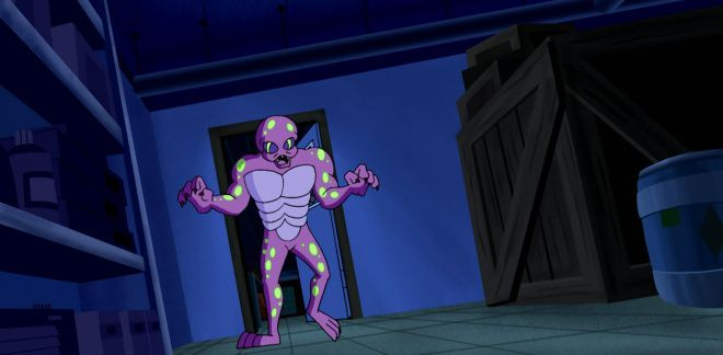 Alien alert! - Scooby-Doo!