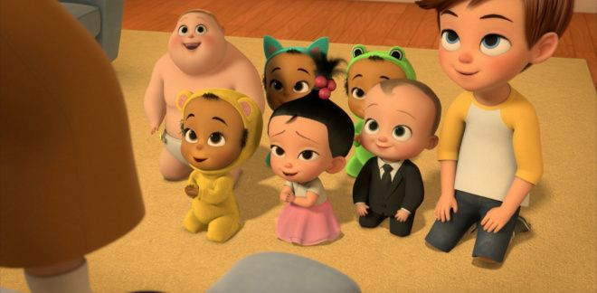 Fun story time - Boss Baby: Back in Business