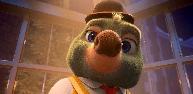 Master Moley: The Origin - Master Moley