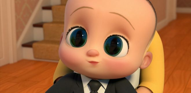 Senior sitting - Boss Baby: Back in Business