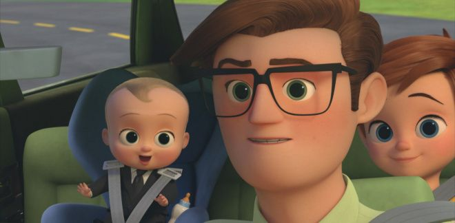 Dudes weekend - Boss Baby: Back in Business