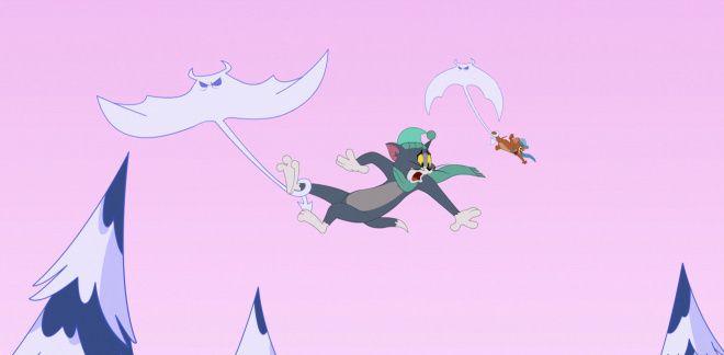 Haunted Winter Wonderland - Tom and Jerry