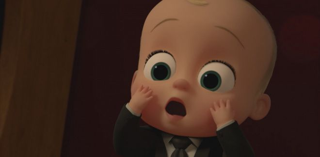 Mouse trap - Boss Baby: Back in Business