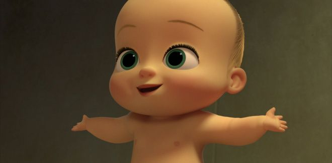 No pants! - Boss Baby: Back in Business